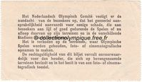 1928_amsterdam_olympic_ticket_wrestling_verso