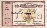 1932_los_angeles_olympic_ticket_opening_ceremony