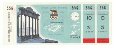 1960_rome_olympic_ticket_recto
