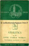1948_londres_programme_olympique_journalier