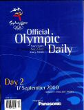2000_sydney_olympic_program_day_2
