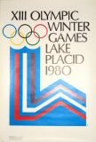 1980_lake_placid_olympique_affiche_logo